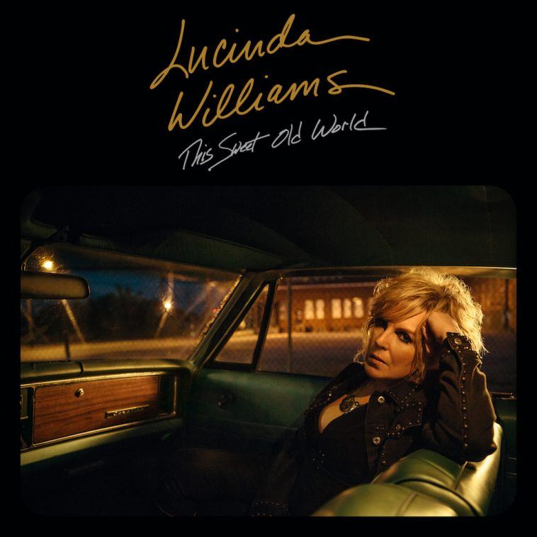 "Lucinda Williams Re-Records Her Classic Album ""Sweet Old World ..."